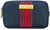 DSQUARED2 striped logo washbag