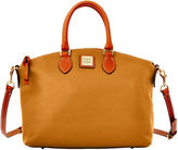 Dooney & Bourke Pebble Grain Satchel