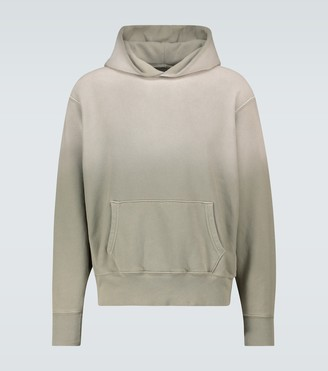 LES TIEN Cotton jersey sweatshirt