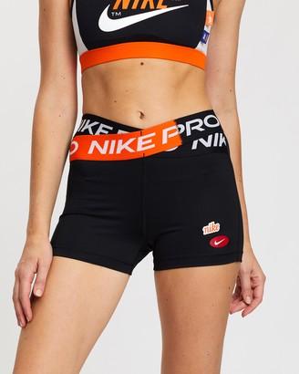 """Nike 3"""" Pro Icon Clash Shorts"""