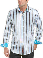 Robert Graham Trenton Classic Fit Woven Shirt