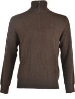 Ralph Lauren Collar Trucker Sweater
