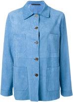 Simonetta Ravizza pocket detail jacket