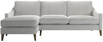 Sofa.Com Iggy Fabric Medium Left Hand Facing Chaise Sofa