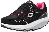 Skechers Women's Shape Ups 2.0 Perfect Comfort Fashion Sneaker