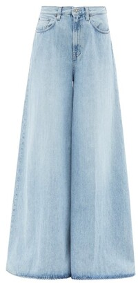 Made In Tomboy - Benny Wide-leg Jeans - Light Denim