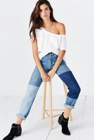 Truly Madly Deeply Off-The-Shoulder Tee Dress