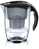 Brita Elemaris Cool Water Filter Jug and Cartridge, Black