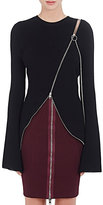 Givenchy Women's Embellished Stockinette-Stitched Sweater