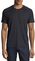 Zegna Sport Techmerino Jersey Short-Sleeve T-Shirt, Dark Blue