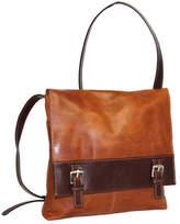 Nino Bossi Women's Day Lily Petal Leather Crossbody