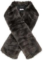 Urban Code Urbancode oversized faux fur scarf