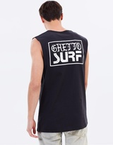 Quiksilver Mens Ghetto Surf Muscle Tank