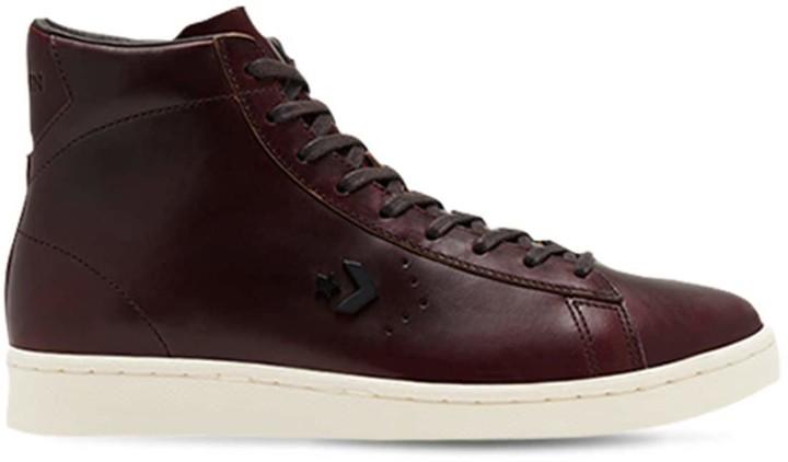 scarpe converse pro leather