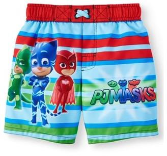 PJ Masks Toddler Boy Swim Trunks