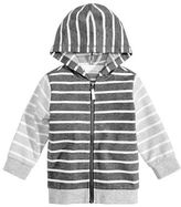 First Impressions Striped Hoodie