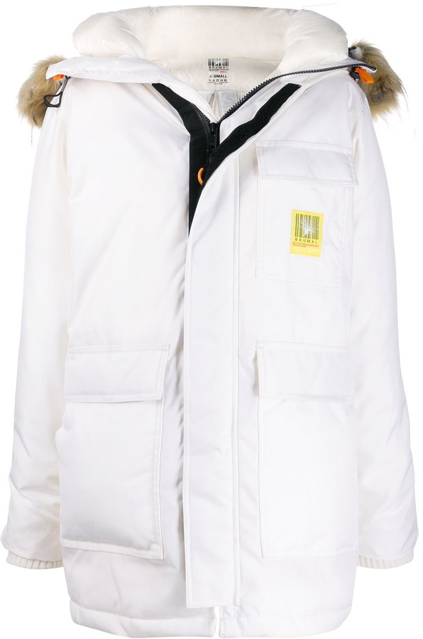 6422b71c2 hooded down coat