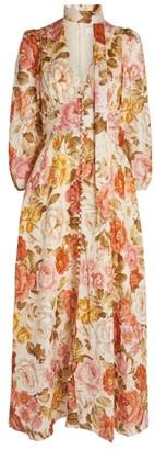 Zimmermann Bonita Floral Dress