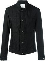 Lost & Found Rooms patch pockets denim jacket
