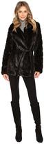 Ellen Tracy Faux Fur Coat