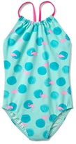 Gap Dotty flamingo swim one-piece