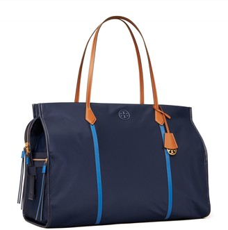 Tory Burch PERRY NYLON OVERSIZED TOTE