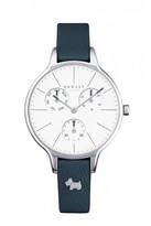 S.O.H.O New York Leather Strap Watch