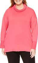 Liz Claiborne Long-Sleeve Tunic Top - Plus