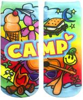 Twist Camp Ankle Socks