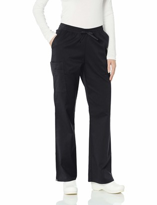 Amazon Essentials Women's Quick-Dry Stretch Scrub Pant