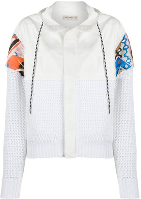 Emilio Pucci Abstract Print Hoodie