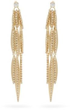 Rosantica Allure Crystal Drop Earrings - Crystal