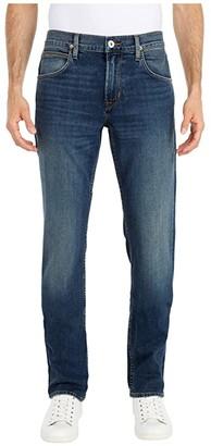Hudson Byron Five-Pocket Straight Zip Fly in Brentford (Brentford) Men's Jeans