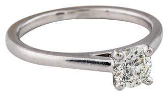 De Beers Diamond Engagement Ring