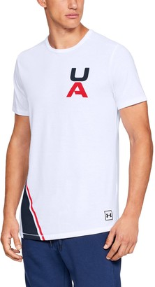 Under Armour Men's UA Sportstyle Gym Issue Short Sleeve T-Shirt