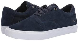 Emerica Provider (Navy/White) Men's Skate Shoes
