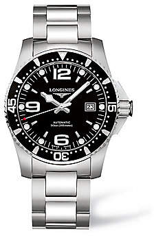 Longines Men's HydroConquest Stainless Steel Bracelet Watch