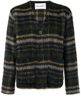 Our Legacy checked mohair cardigan