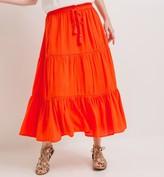 Promod Flared skirt