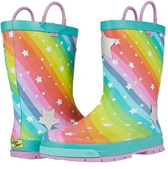 Western Chief Superstar Rain Boots (Toddler/Little Kid/Big Kid) (Teal) Girls Shoes