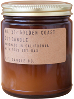 Pf Candle Co Golden Coast Regular Candle Natural