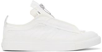 Diesel White Astico Sneakers
