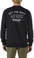 Vans Hippley Crew Sweatshirt