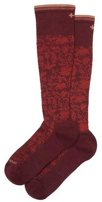 Sockwell Damask Moderate Graduated Compression Socks