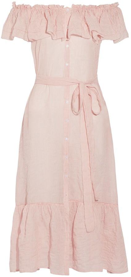 Lisa Marie Fernandez 3/4 length dresses - Item 34787063XN