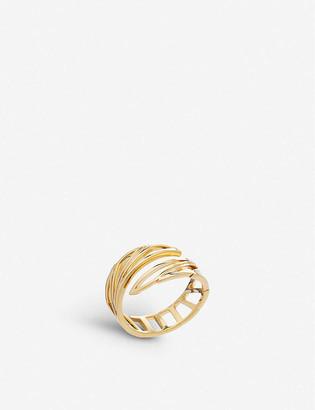 Rachel Jackson Wings of freedem ring gold