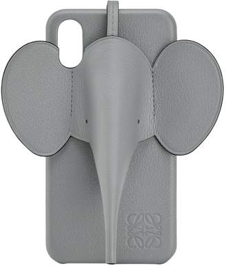 Loewe grey elephant iphone x/xs case