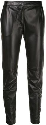 Altuzarra Henri leather trousers