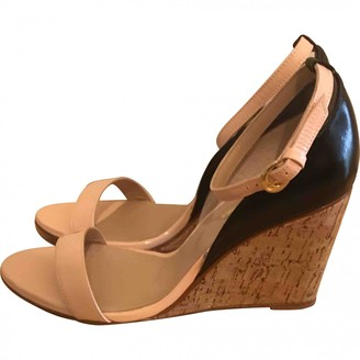 The Kooples Multicolour Leather Sandals
