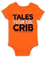 """BWA """"Tales From the Crib"""" Size 6M Bodysuit in Orange"""